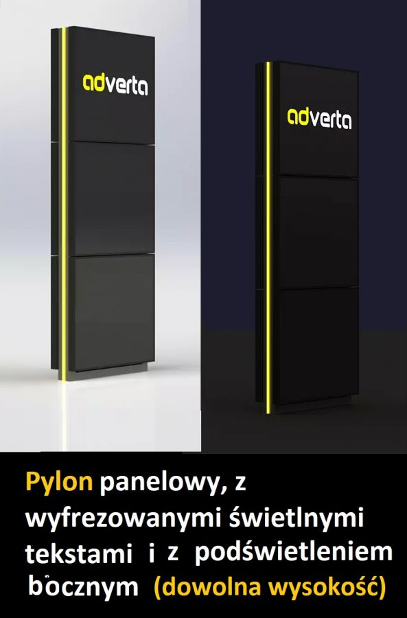 Pylony-typ-2 -Pylon-panelowy.